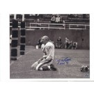 """Y.A. Tittle New York Giants Autographed 16"""" x 20"""" Horizontal Photograph Inscribed """"HOF '71"""" (Unframed)"""