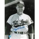 """Virgil Trucks Autographed St. Louis Browns 8"""" x 10"""" Photo"""