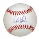 Robin Ventura Autographed Baseball