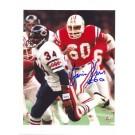 "Garin Veris New England Patriots Autographed 8"" x 10"" Photograph (Unframed)"