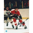 "Joe Watson Philadelphia Flyers Autographed 8"" x 10"" Photograph (Unframed)"