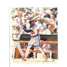 "Devon White California Angels Autographed 8"" x 10"" Photograph (Unframed)"