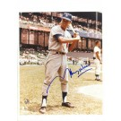 """Maury Wills Los Angeles Dodgers Autographed 8"""" x 10"""" Stance Photograph (Unframed)"""