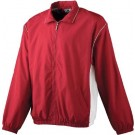 Youth Micro Poly Full-Zip Jacket From Augusta Sportswear