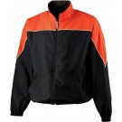 Adult Micro Poly Color Block Jacket from Augusta Sportswear