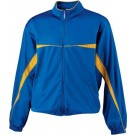 Adult Two-Color Brushed Tricot Jacket from Augusta Sportswear