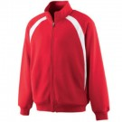 Adult Double Knit Color Block Jacket from Augusta Sportswear