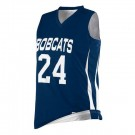 Ladies Reversible Wicking Game Basketball Jersey / Tank Top from Augusta