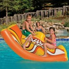 "Inflatable ""Water Totter"" 2 Person Teeter Totter"