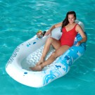 """Breeze"" Inflatable Pool Float"
