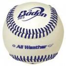 All Weather Baseballs from Baden - 1 Dozen