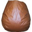 Brown Primary Bean Bag Chair