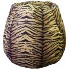 Tiger MicroFibres Bean Bag Chair