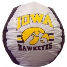 Iowa Hawkeyes Collegiate Bean Bag Chair