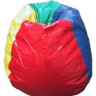 Beach Ball Vinyl Bean Bag Chair