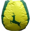 Deer Vinyl Bean Bag Chair