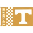 "Tennessee Volunteers ""with Checks"" Premium 3' x 5' Flag"
