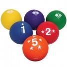 Voit® 4-Square Utility Ball (Set of 6)