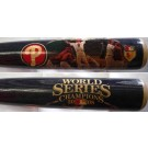 Philadelphia Phillies 2008 World Series Image Baseball Bat