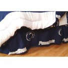 Penn State Nittany Lions Printed Dust Ruffle (Twin)