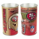 "San Francisco 49ers 15"" Waste Basket"