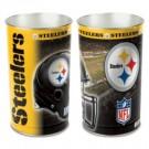 """Pittsburgh Steelers 15"""" Waste Basket"""