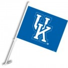 Kentucky Wildcats Car Flags - 1 Pair