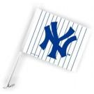 New York Yankees Car Flags - 1 Pair