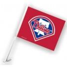 Philadelphia Phillies Car Flags - 1 Pair