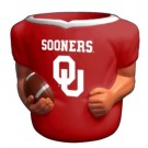 Oklahoma Sooners Jersey Can Coolers - Set of 4