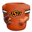 Oklahoma State Cowboys Jersey Can Coolers - Set of 4