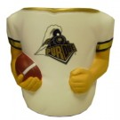 Purdue Boilermakers Jersey Can Coolers - Set of 4