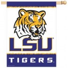 "Louisiana State (LSU) Tigers 27"" x 37"" Vertical Flag / Banner"