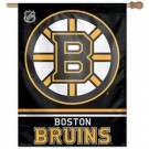 "Boston Bruins 27"" x 37"" Vertical Flag / Banner"