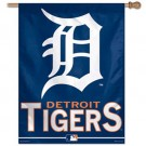 "Detroit Tigers 27"" x 37"" Vertical Flag / Banner"