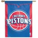 """Detroit Pistons 27"""" x 37"""" Vertical Flag / Banner"""