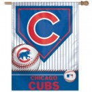 "Chicago Cubs 27"" x 37"" Vertical Flag / Banner"