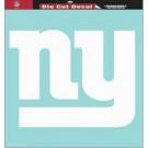 "New York Giants 18"" x 18"" Die Cut Decal"