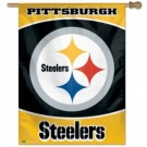 "Pittsburgh Steelers 27"" x 37"" Vertical Flag / Banner from WinCraft"