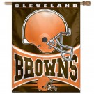 "Cleveland Browns 27"" x 37"" Vertical Flag / Banner from WinCraft"