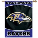 "Baltimore Ravens 27"" x 37"" Vertical Flag / Banner from WinCraft"