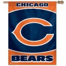 "Chicago Bears 27"" x 37"" Vertical Flag / Banner from WinCraft"