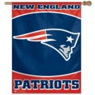 "New England Patriots 27"" x 37"" Vertical Flag / Banner from WinCraft"
