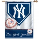"New York Yankees 27"" x 37"" Vertical Flag / Banner"