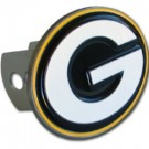 Green Bay Packers Logo Trailer Hitch Cover