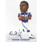 Marvin Harrison Indianapolis Colts Limited Edition Platinum Series Bobble Head Doll from Forever Collectibles