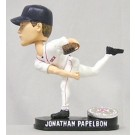 Jonathan Papelbon Boston Red Sox Limited Edition Platinum Bobble Head Doll from Forever Collectibles