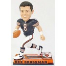 Rex Grossman Chicago Bears On Field Bobble Head Doll from Forever Collectibles