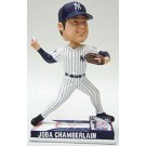 Joba Chamberlain New York Yankees On Field Bobble Head Doll from Forever Collectibles