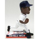 Dontrelle Willis Detroit Tigers On Field Bobble Head Doll from Forever Collectibles